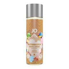 System Jo - Candy Shop H2O Butterscotch Edible Water Based Lubricant 60ml