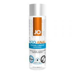 System Jo - H2O Anal Cooling Water Based Lubricant 120ml