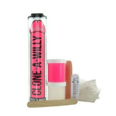 Clone A Willy - Vibrator Kit In Hot Pink