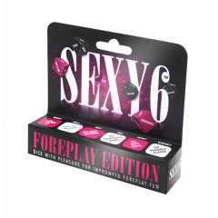 Creative Conceptions - Sexy 6 Sex Dice Game