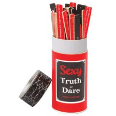 Hachette - Sexy Truth Or Dare Pick A Stick Lucky Game