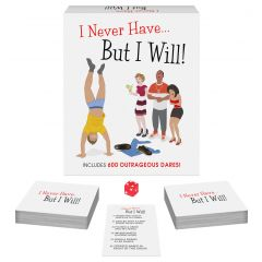 Kheper Games - I Never Have But I Will Card Game