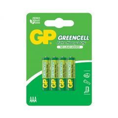Gp - Battery Aaa Pack Of 4